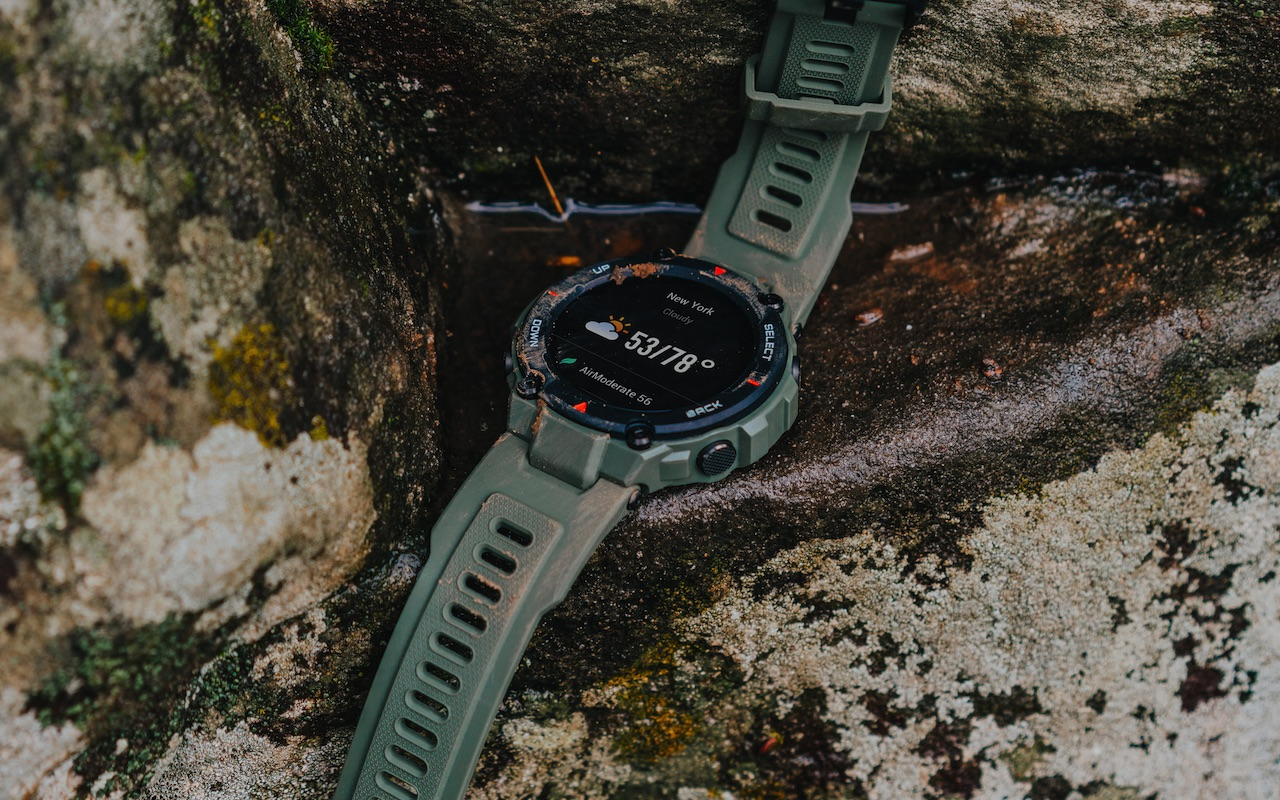 Huami Amazfit T-Rex Outdoor Smartwarch 3