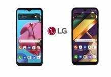 LG L555DL and L455DL Budget Phones