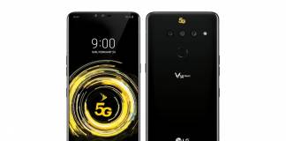 LG V50 ThinQ Android 10 Update