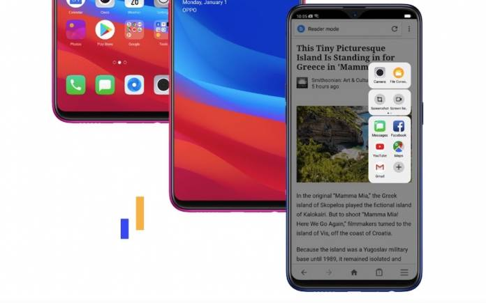 OPPO Realme ColorOS Update January 2019