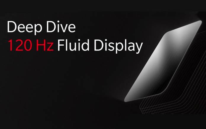 OnePlus Deep Dive 120Hz Fluid Display