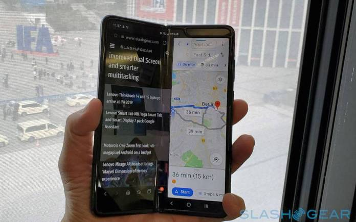 Samsung Galaxy Fold sales