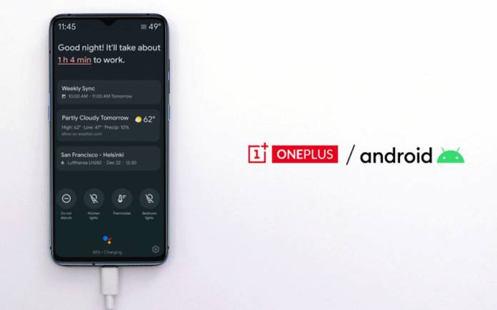 Google Assistant OnePlus Devices