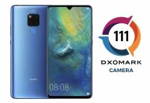 Huawei Mate 20X DxOMark Review