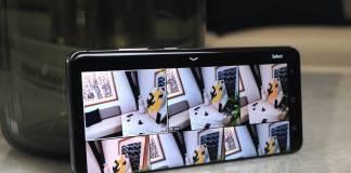 Samsung Galaxy S20 8K Video Recording