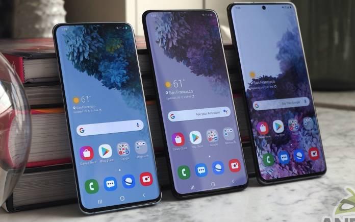 Samsung Galaxy S20 No 5G Support