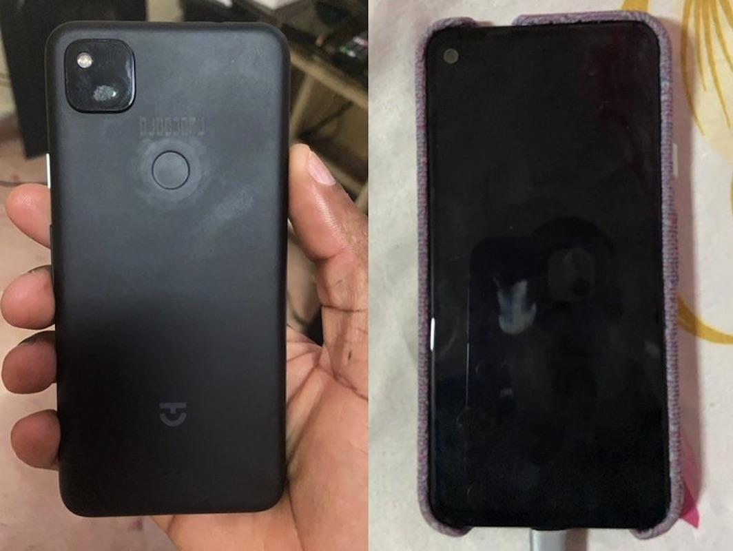 Google Pixel 4A Camera