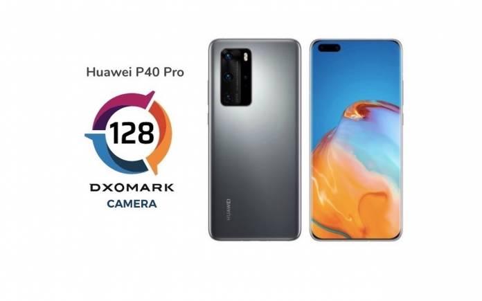 Huawei P40 Pro Camera DxoMark Review
