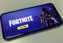 Epic Games Fortnite on Android Google Play Store