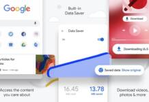 Google Chrome for Android Multiple Display Support April 8 2020