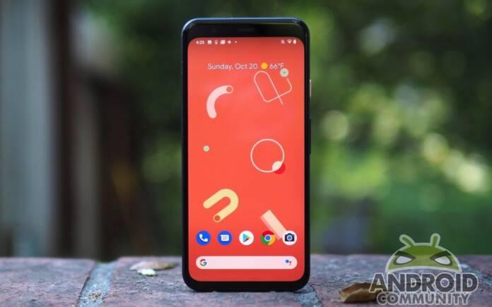 Google Pixel 4 Update April 7 2020