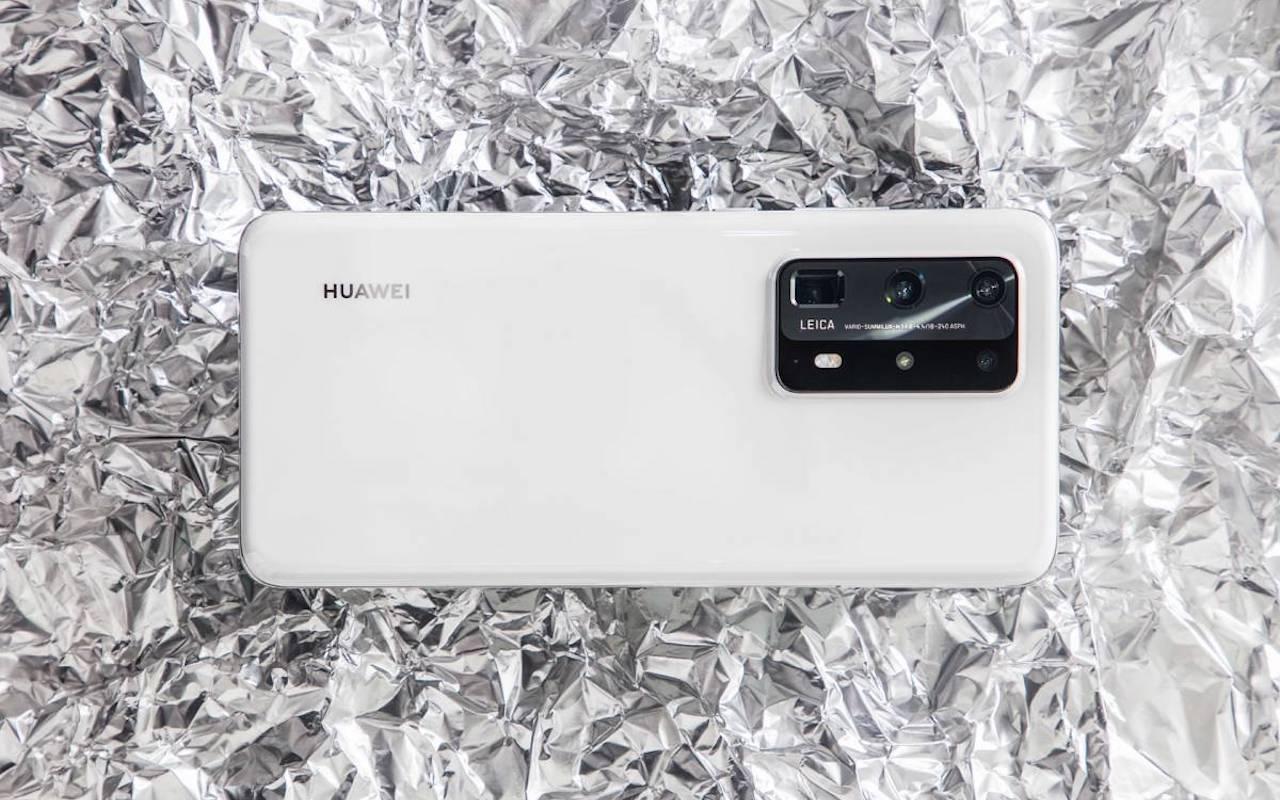 Huawei smartphone chip