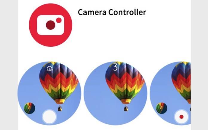 Samsung Camera Controller