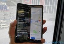 Samsung Galaxy Fold 2 April 21 2020