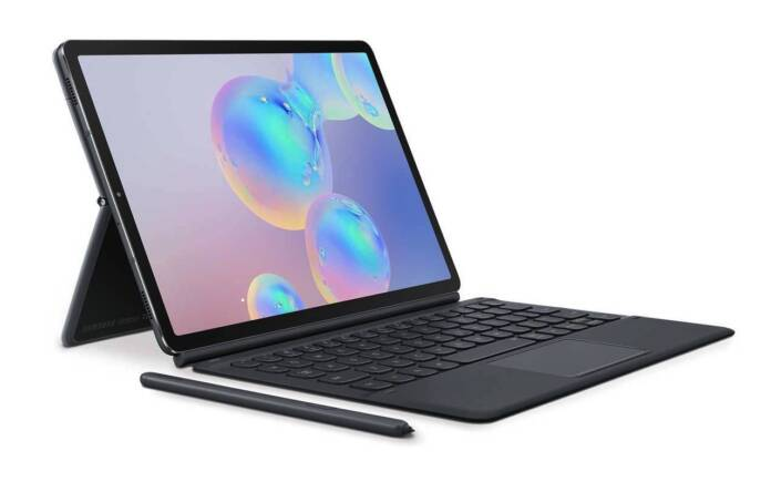 Samsung Galaxy Tab S6 Android 10 One UI 2.1