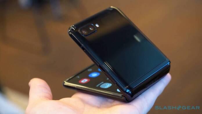 Samsung Galaxy Z Flip 5G Variant April 8 2020