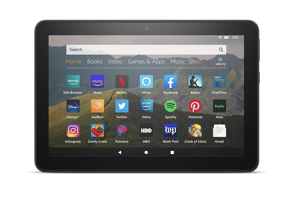 Amazon Fire HD 8 Specs