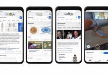 Google 3D AR Search Experiences