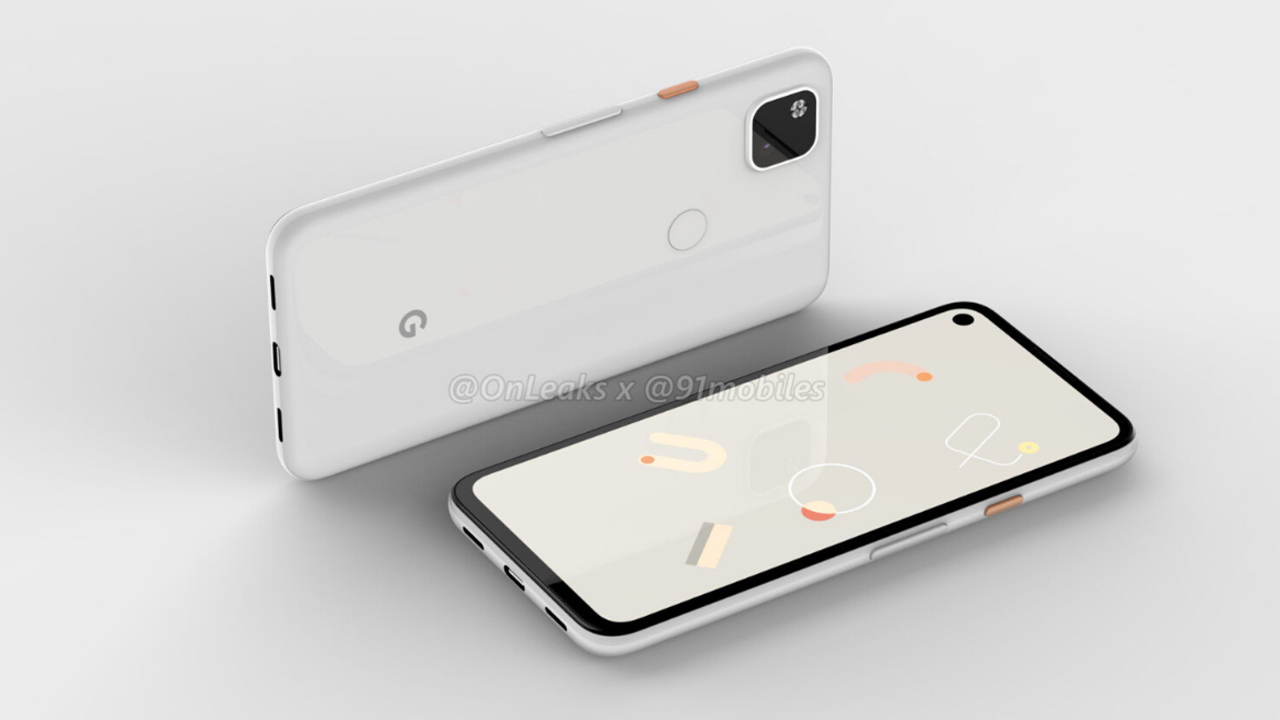 Google Pixel 4a Livestream