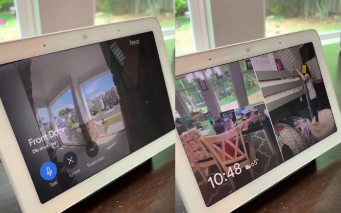 Nest Cam Random Video Google Home Max 3