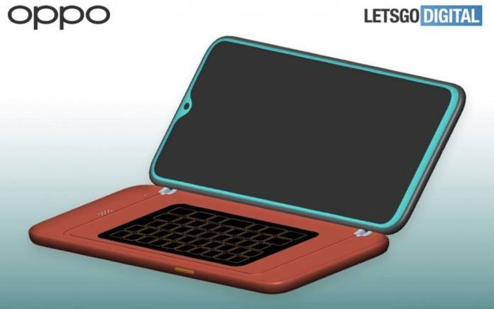 OPPO Phone QWERTY