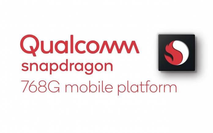 Qualcomm Snapdragon 768G Mobile Processor