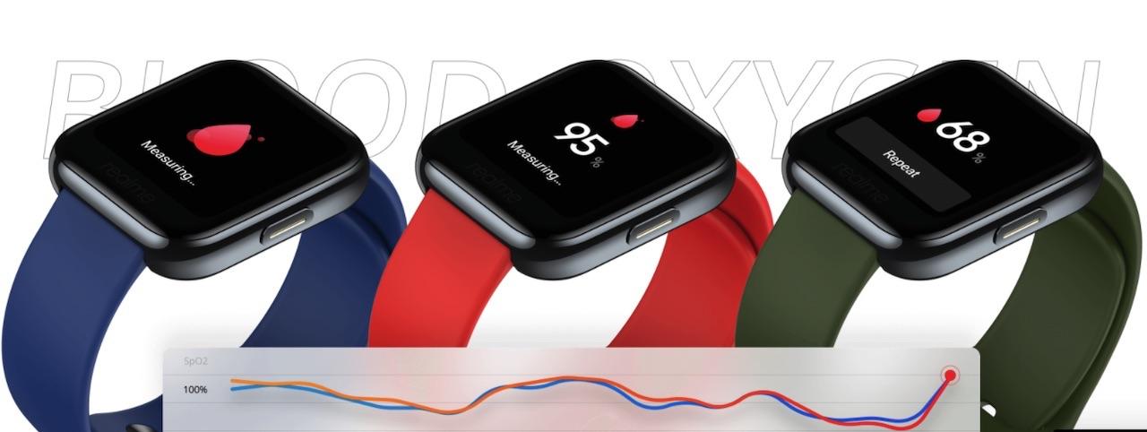 Realme Watch Colors