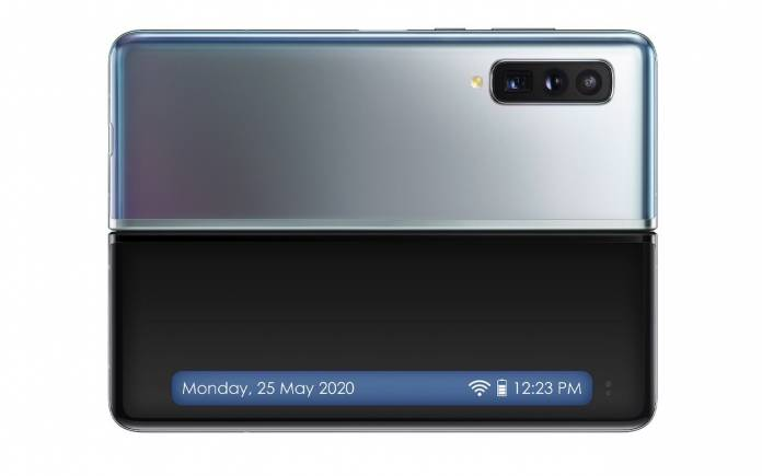 Samsung Galaxy Fold 2 Waterproof Foldable Phone May 26 2020