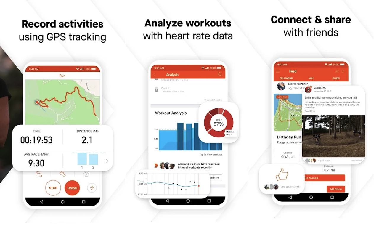 Strava starts charging for cycling, running features and analysis ...