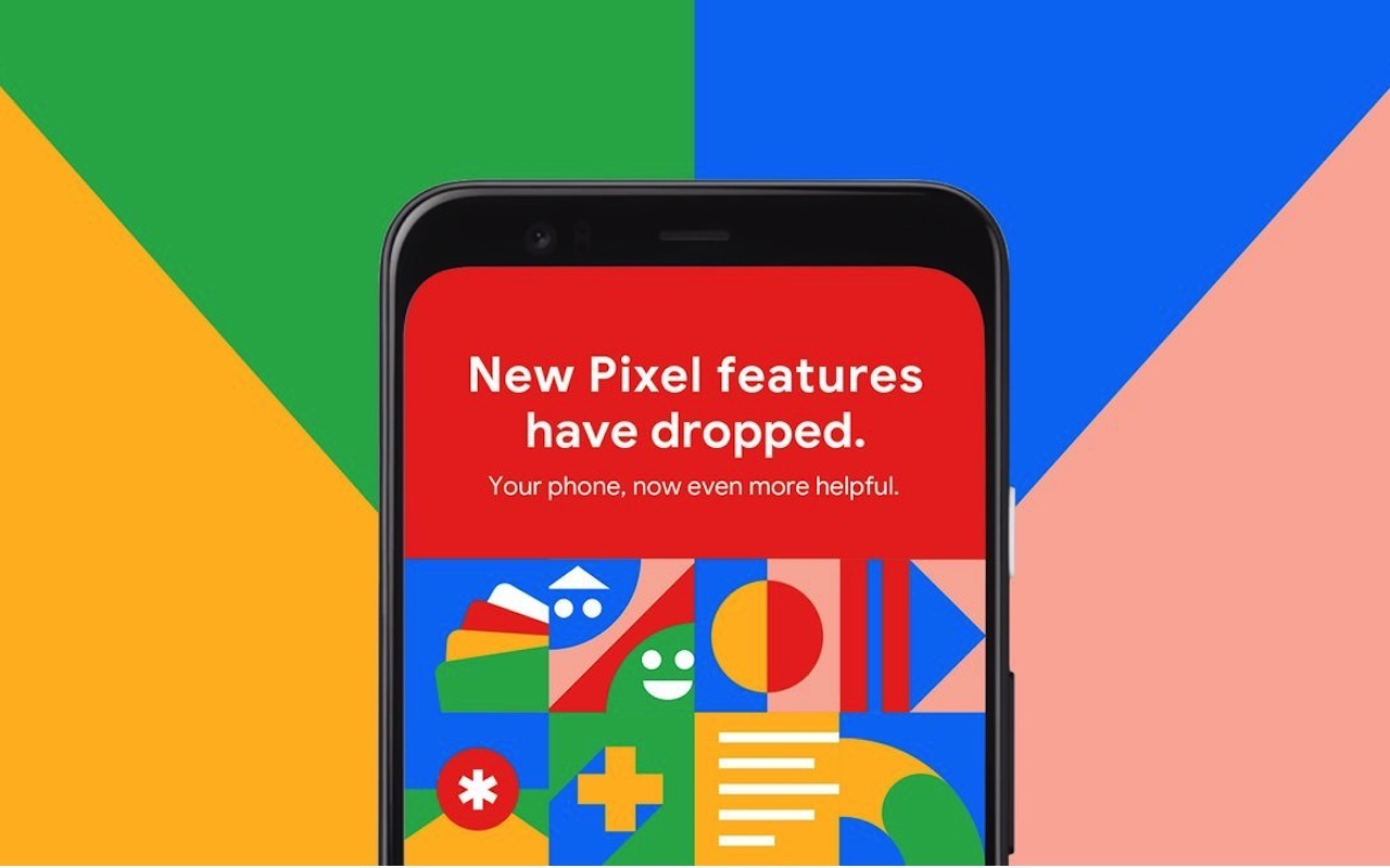 Android Google Pixel Phone Features 2020