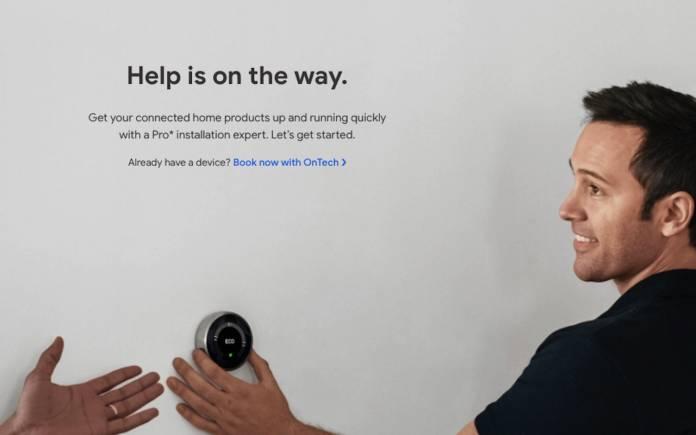 Google Nest Installation