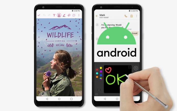 T-Mobile에서 LG Stylo 5를 지원하는 LG UX 9.0의 Android 10