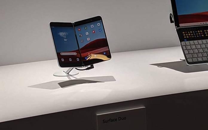 Microsoft Surface Duo Jun 29 2020