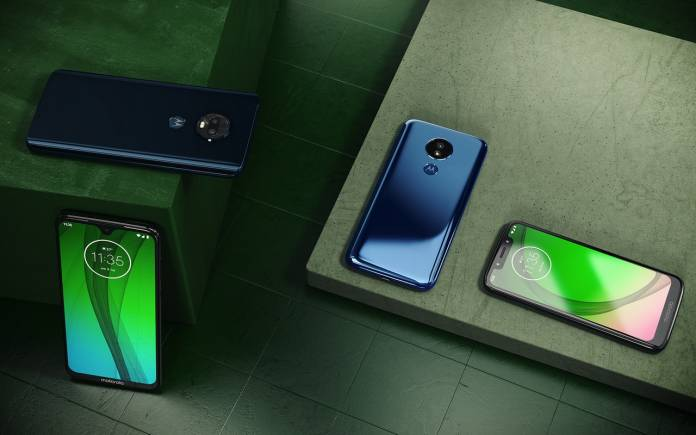 Moto G7 Android 10 Stable Update