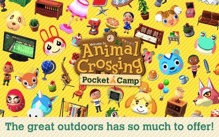 Nintendo Animal Crossing Pocket Camp
