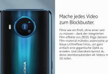 Nokia 8.3 5G Phone Amazon Germany