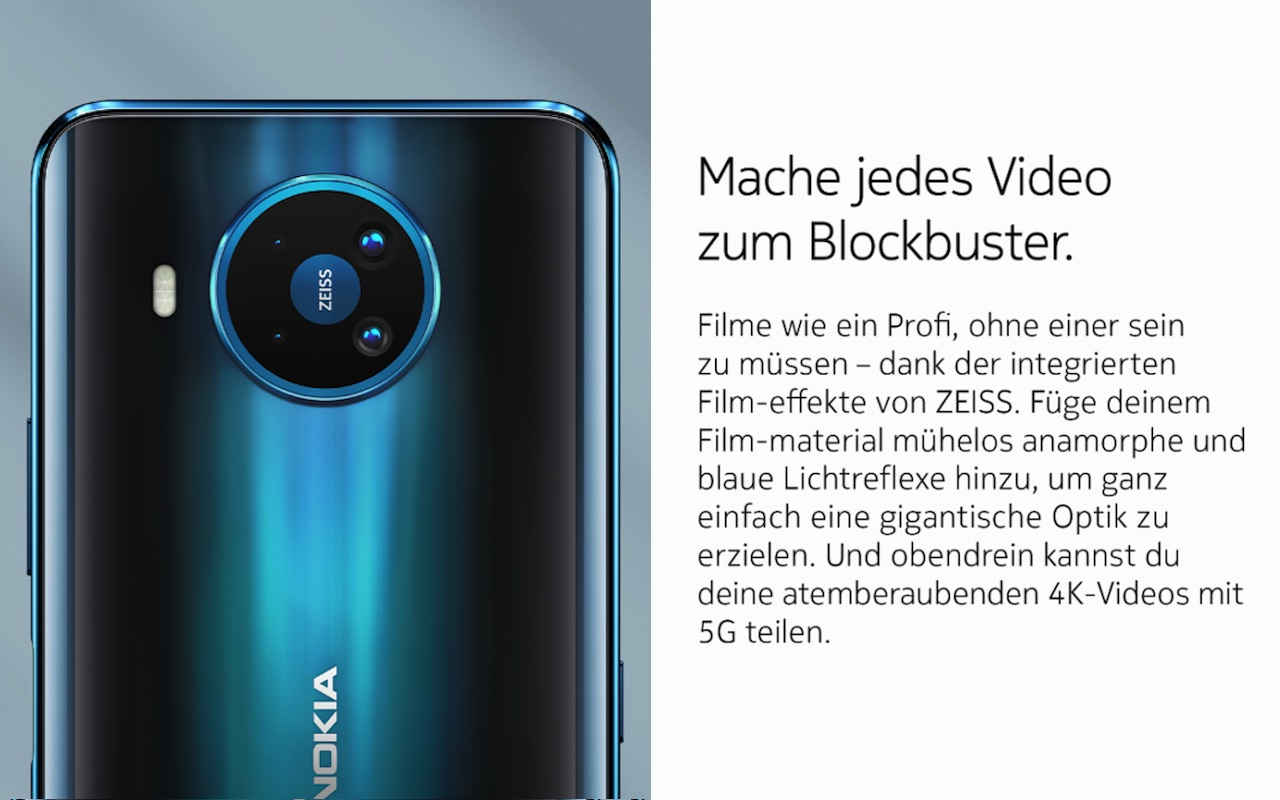 Amazon Germany Lists Nokia 8 3 5g Android Phone Android Community