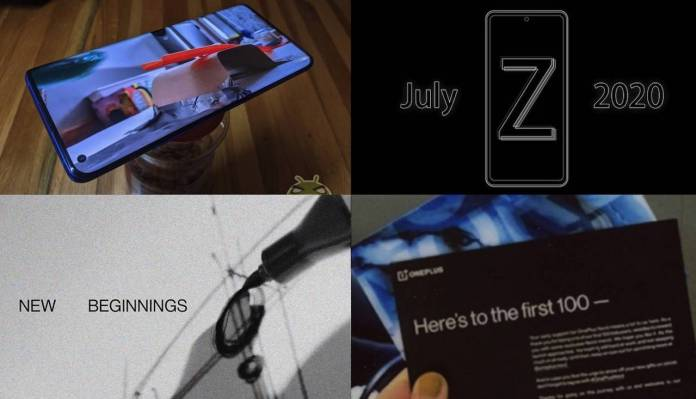 OnePlus Nord OnePlus Z June 20 2020