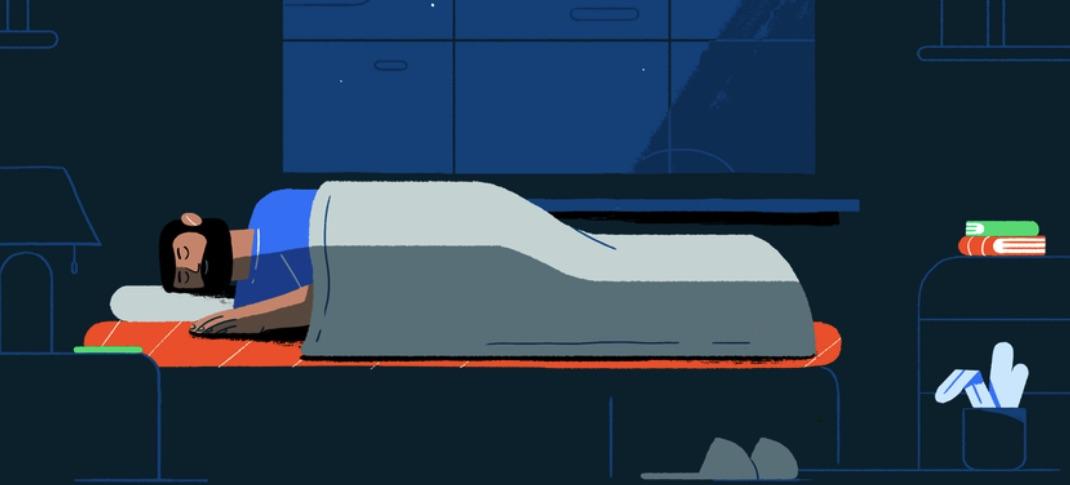 Pixel Bedtime mode