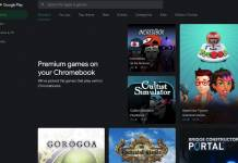 Premium Games on Chromebook