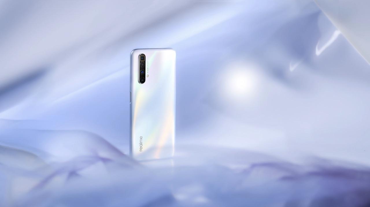 Realme X3 Arctic White