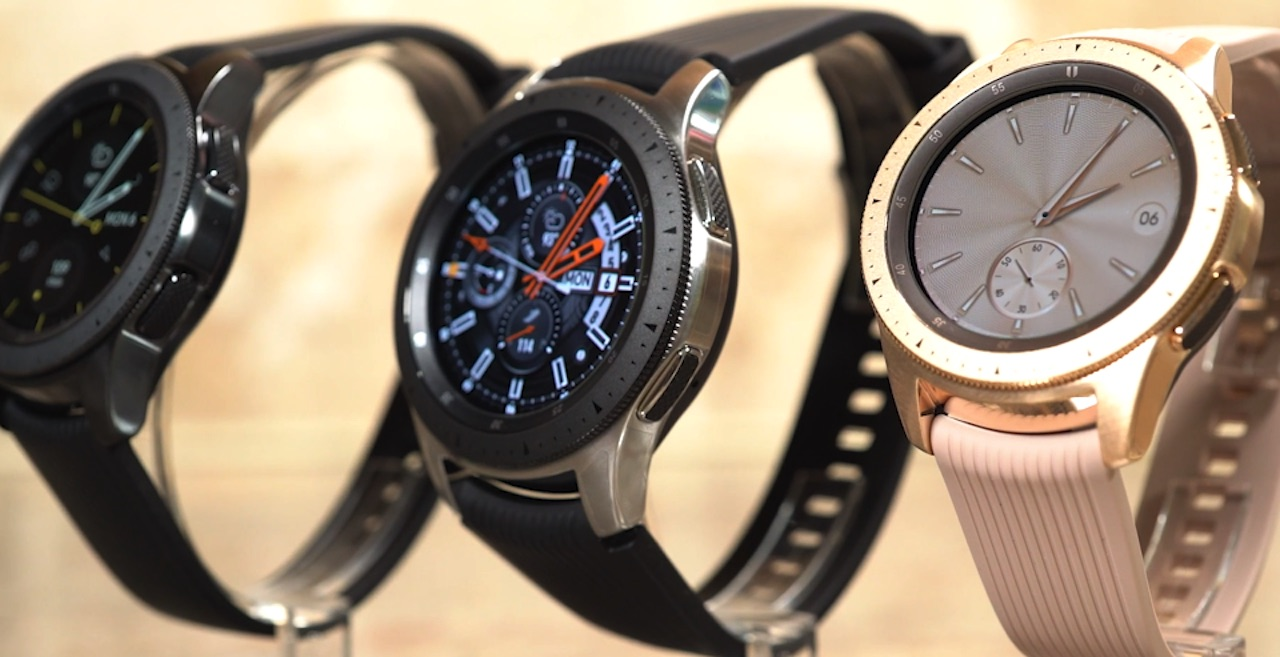 SAMSUNG Galaxy Watch 2020 Rotating Bezel