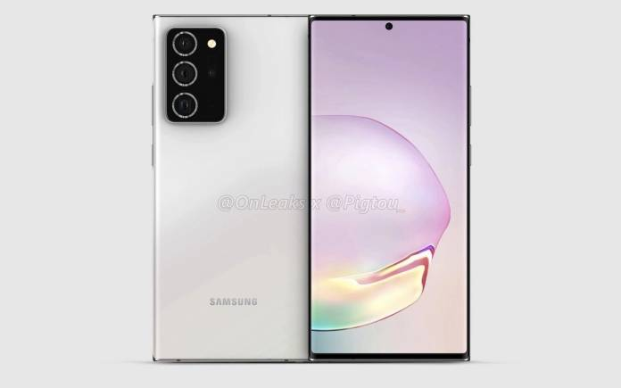 Samsung Galaxy Note 20 Galaxy S21 Seamless Display