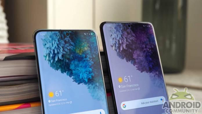 Samsung Galaxy S20 Verizon