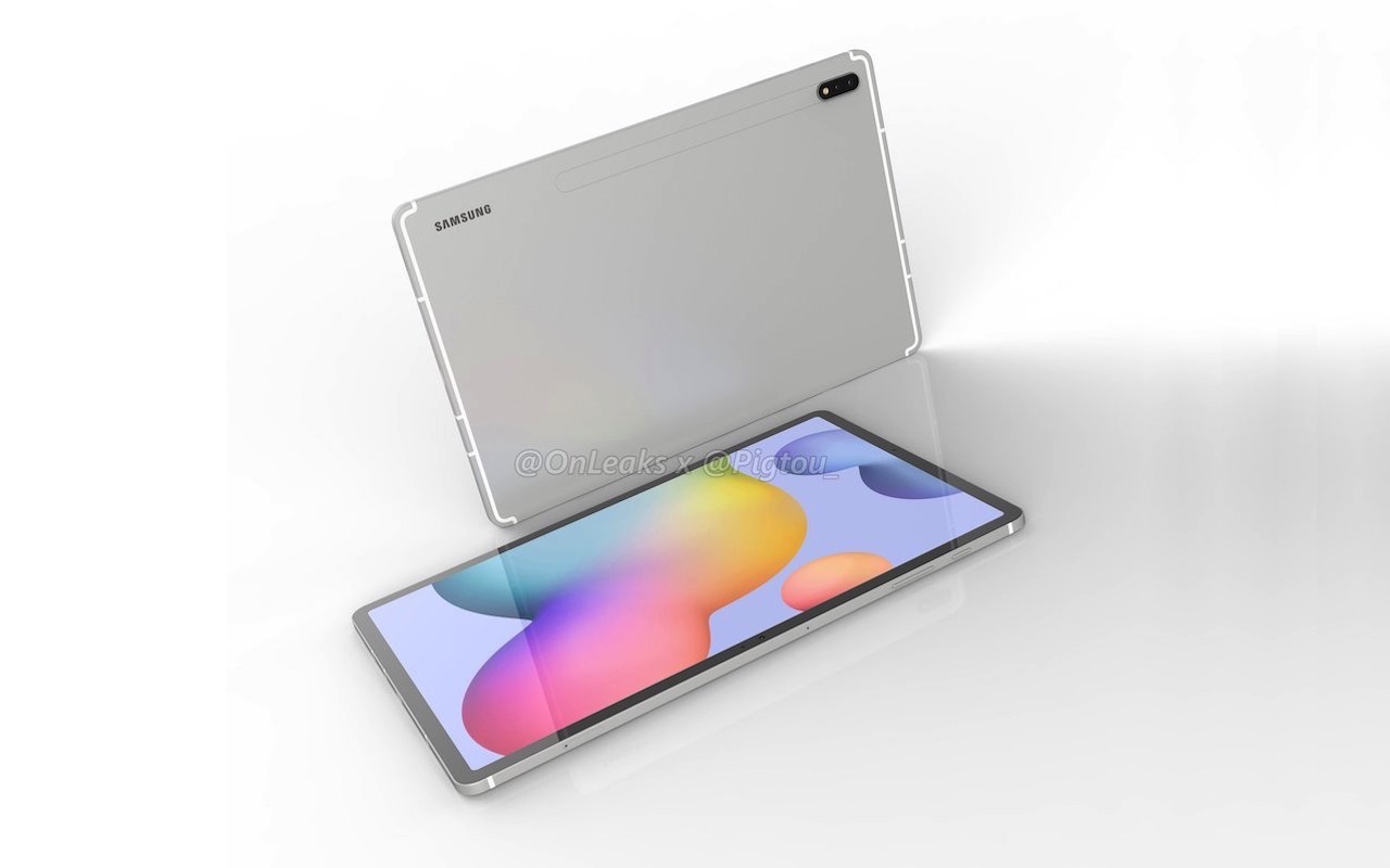 Samsung Galaxy Tab S7 Plus Renders 360 Degree Video Surface Android Community