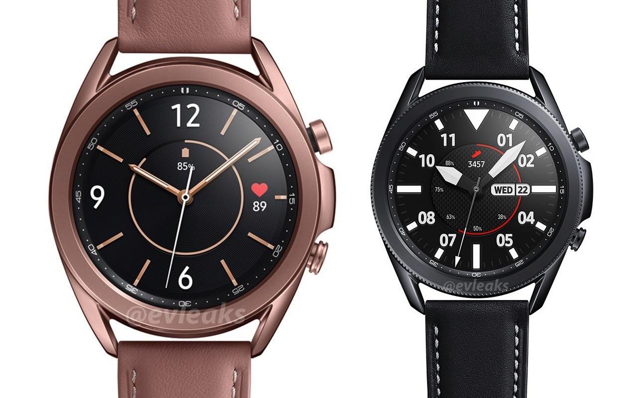 Samsung Galaxy Watch 3 Images