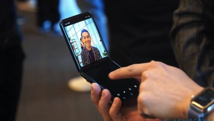 Samsung Galaxy Z Flip Screen Protect Warranty Void