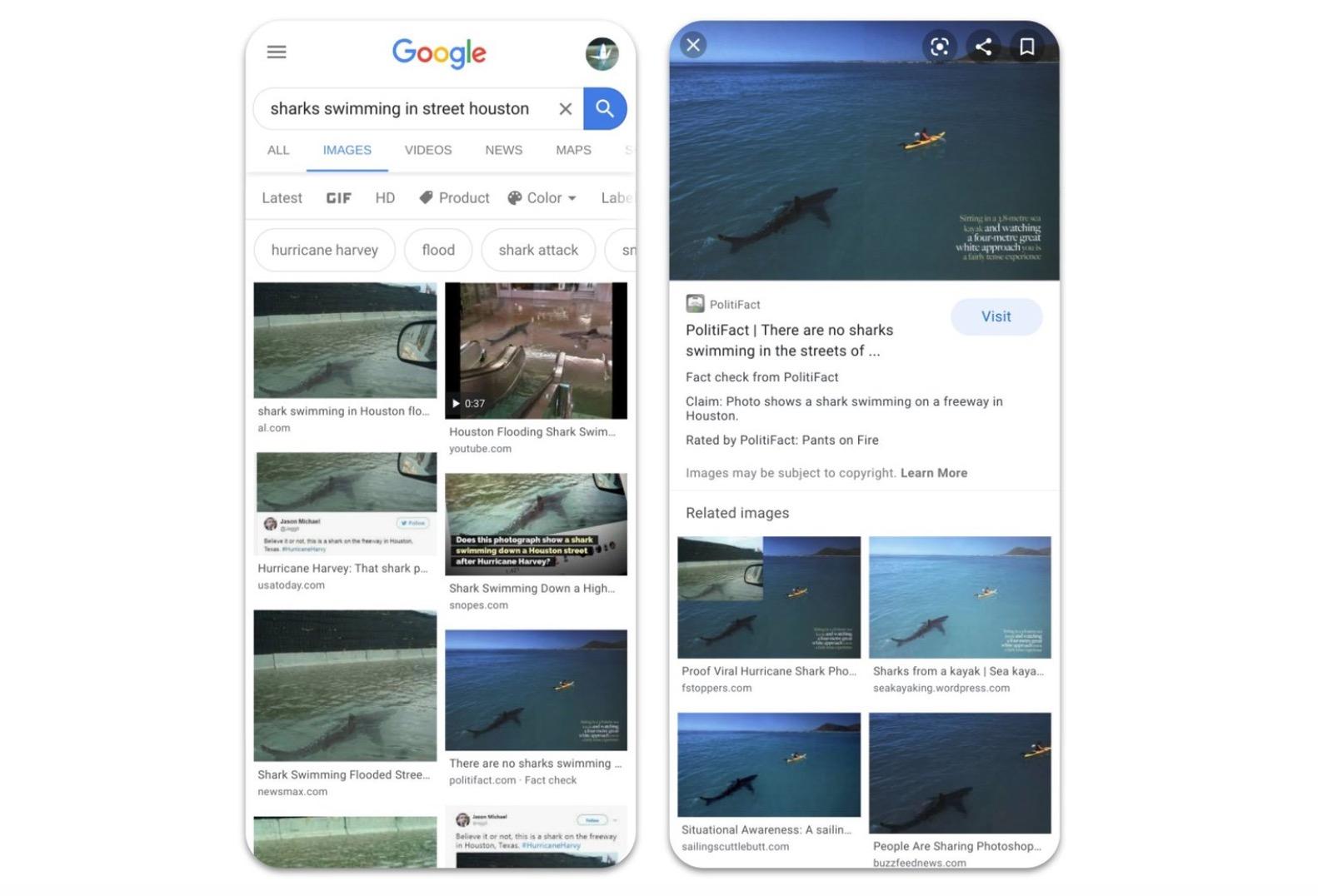 Google to bring contextual fact-checking features to images - RapidAPI