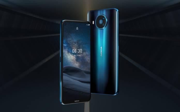 HMD Nokia 8.3 5G flagship