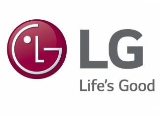 LG Life's Good Logo Flexible Foldable Display